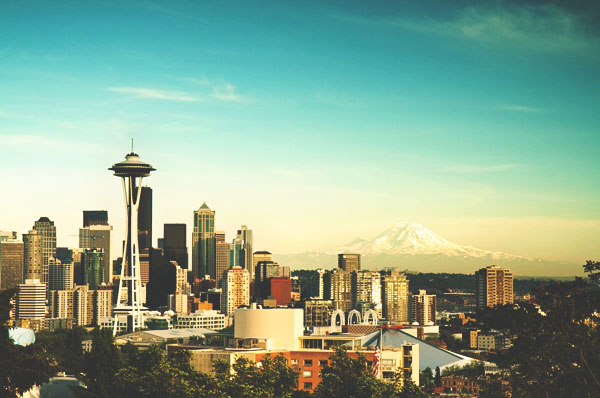 seattle cityscape thinkstock