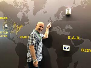 GMS-employee-global-map